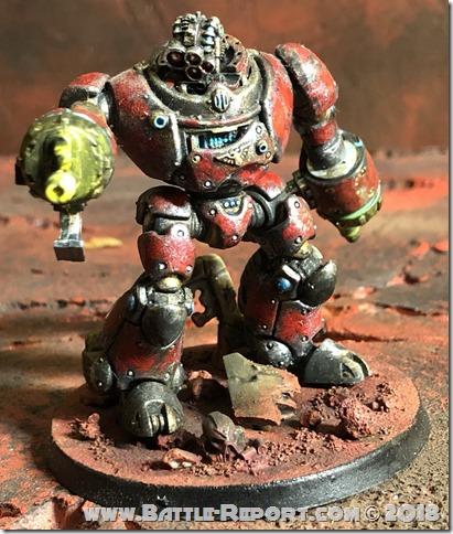 Adeptus Mechanicus Kastelan Robot  00