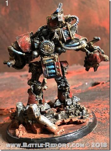 Mechanicum Castellax Battle-Automata 02
