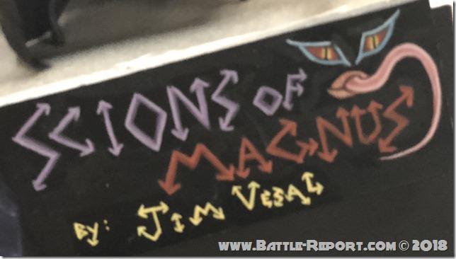Scions of Magnus by Jim Vesal