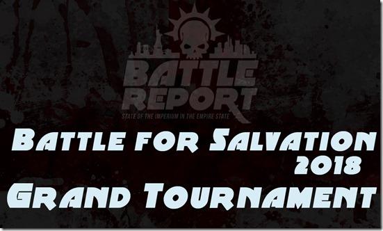 2018 Battle for Salvation Grand Tournament