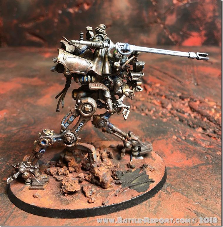Adeptus Mechanicus Sydonian Dragoon 01