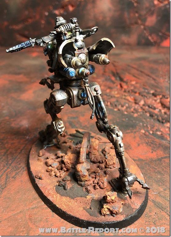 Adeptus Mechanicus Sydonian Dragoon 02