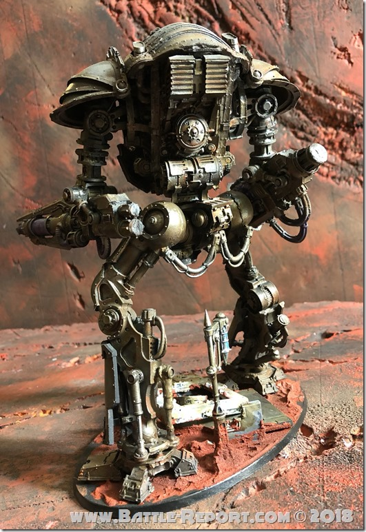 Mechanicum Cerastus Knight-Atrapos 02