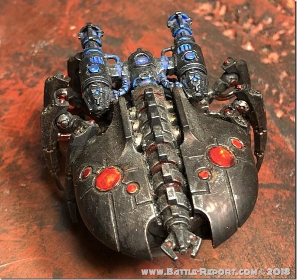 Necron Canoptek Spyder 02