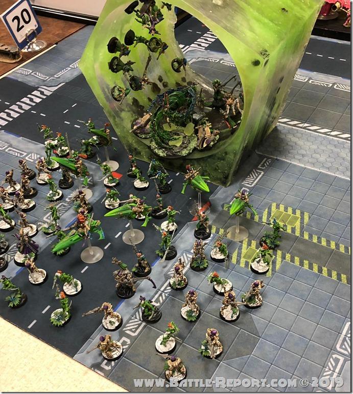 2019 Goldensprue Cup Warhammer 40,000 Grand Tournament