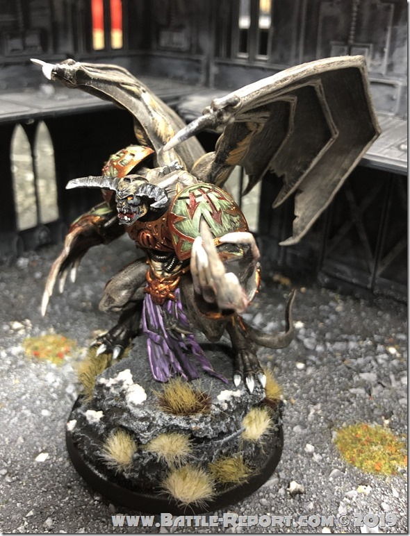 Daemon Prince of Nurgle (2)
