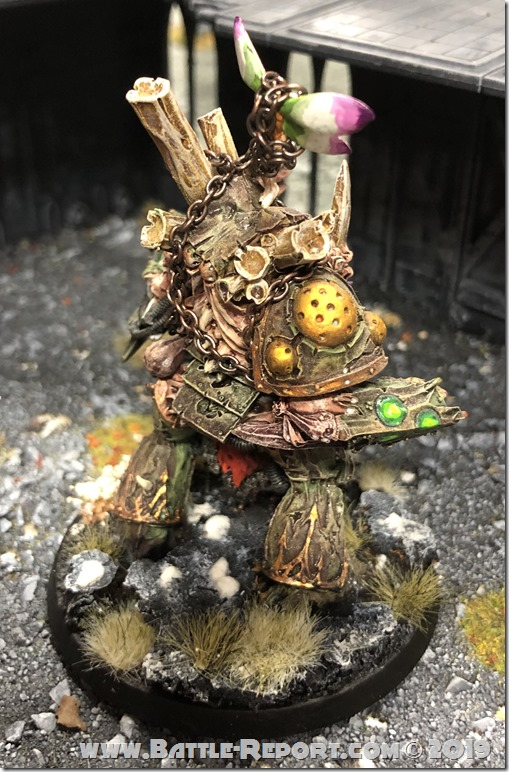 Daemon Prince of Nurgle (6)