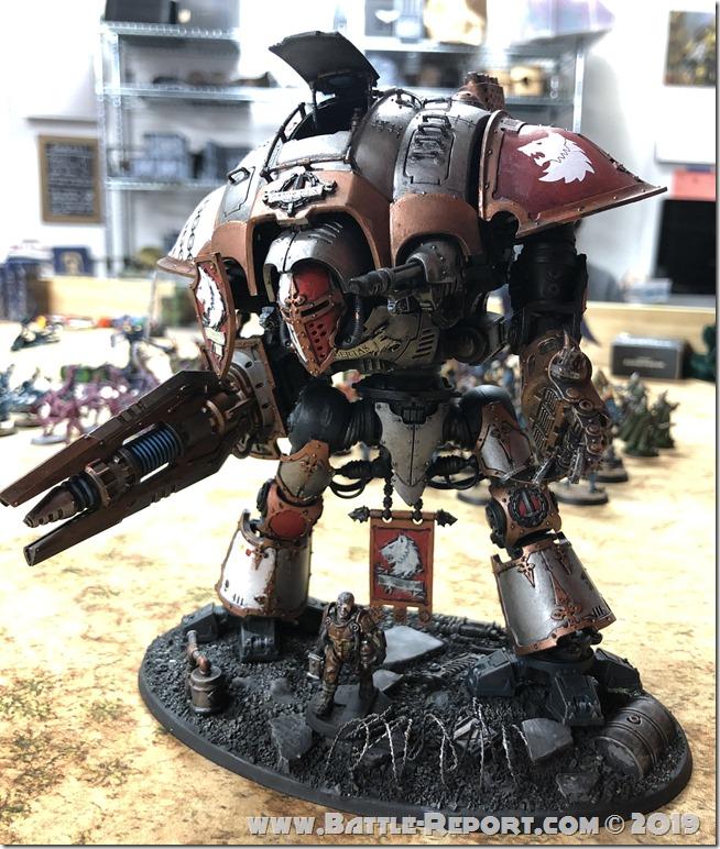 Imperial Knight Preceptor Canis Rex (1)