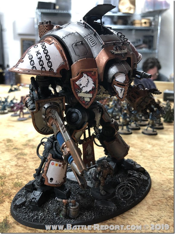 Imperial Knight Preceptor Canis Rex (9)