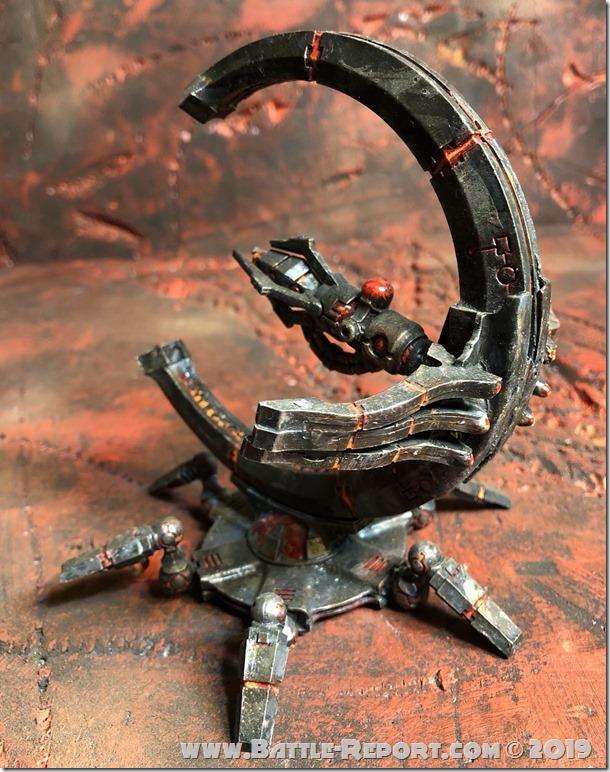 Necron Sentry Pylon (1)