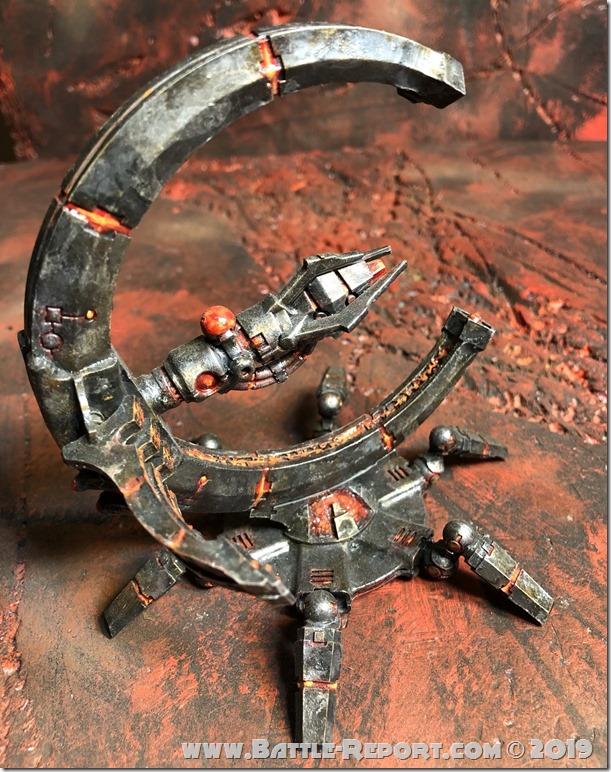 Necron Sentry Pylon (2)