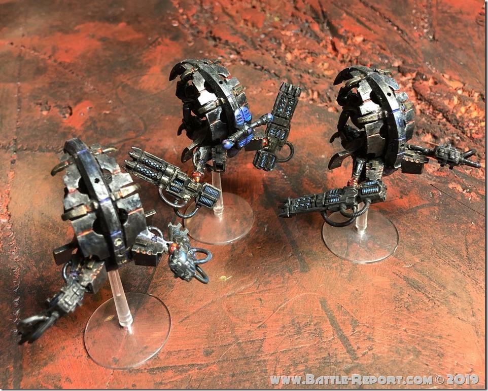 Necron Tomb Blades (1)
