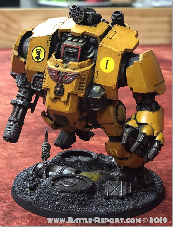 Primaris Redemptor Dreadnought (2)