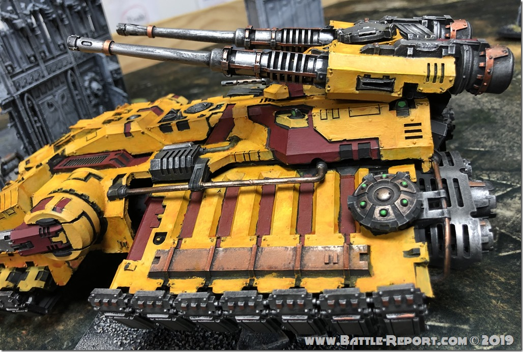 Imperial Fists Astraeus Super-heavy Tank (10)