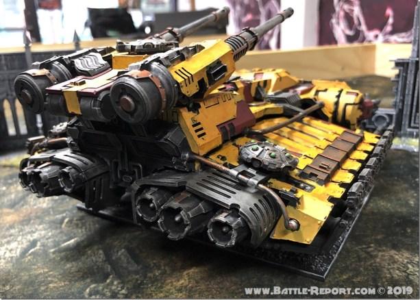 Imperial Fists Astraeus Super-heavy Tank (5)