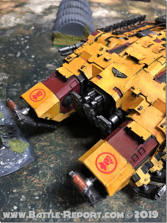 Imperial Fists Astraeus Super-heavy Tank (8)