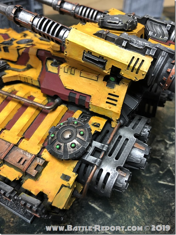 Imperial Fists Astraeus Super-heavy Tank (9)