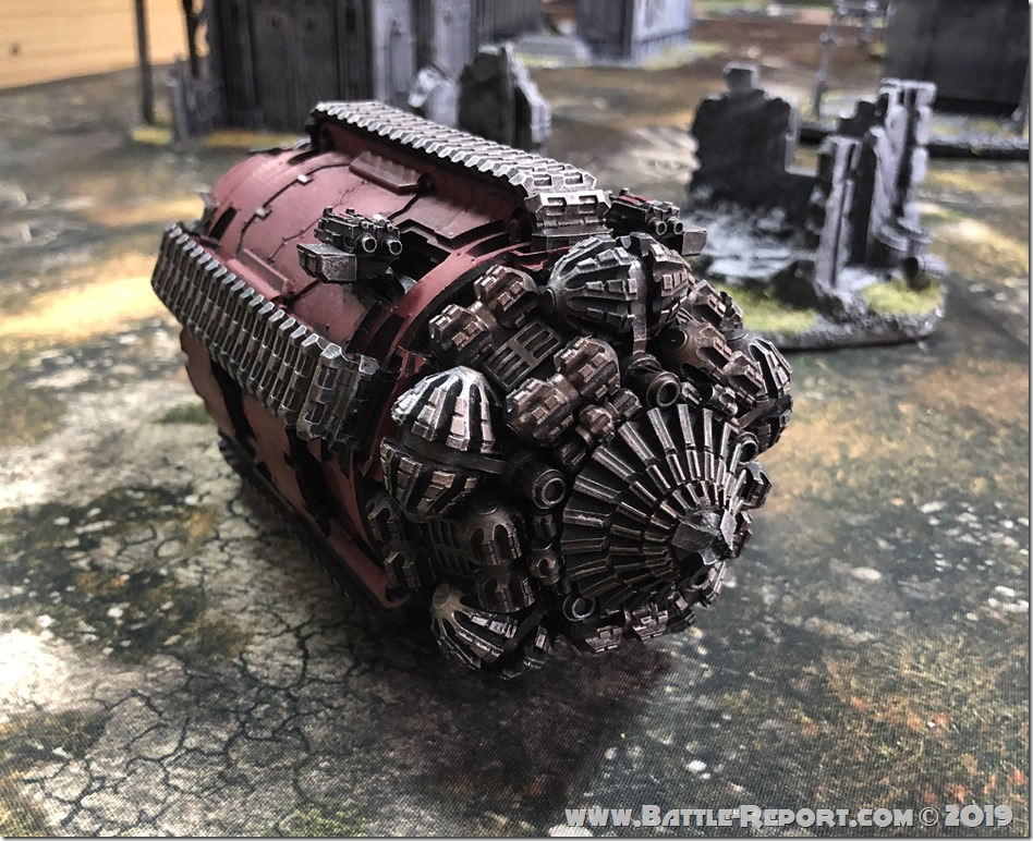Adeptus Mechanicus Terrax Pattern Termite Assault Drill (1)