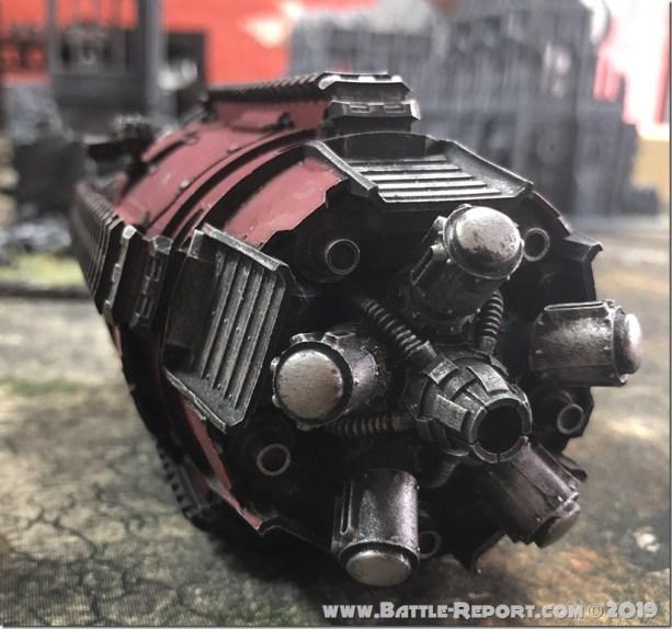 Adeptus Mechanicus Terrax Pattern Termite Assault Drill (4)