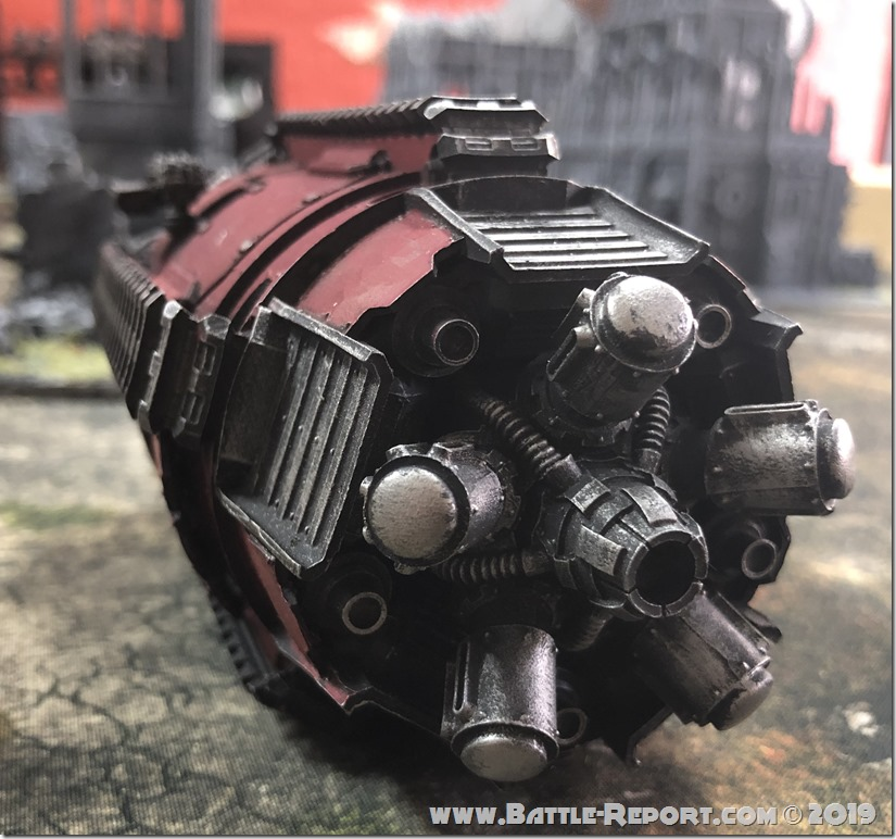 Adeptus Mechanicus Terrax Pattern Termite Assault Drill (4)