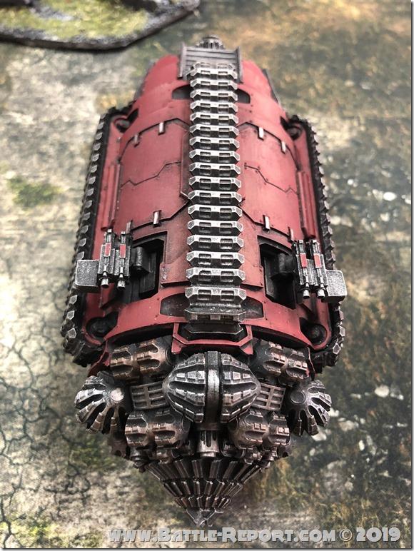 Adeptus Mechanicus Terrax Pattern Termite Assault Drill (9)