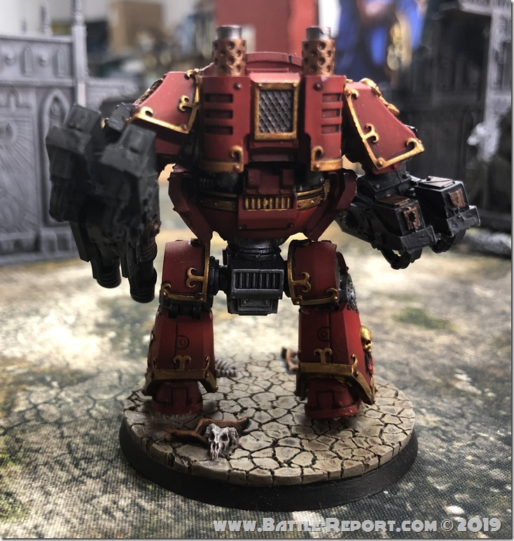 Blood Angels ContemptorDreadnought (5)