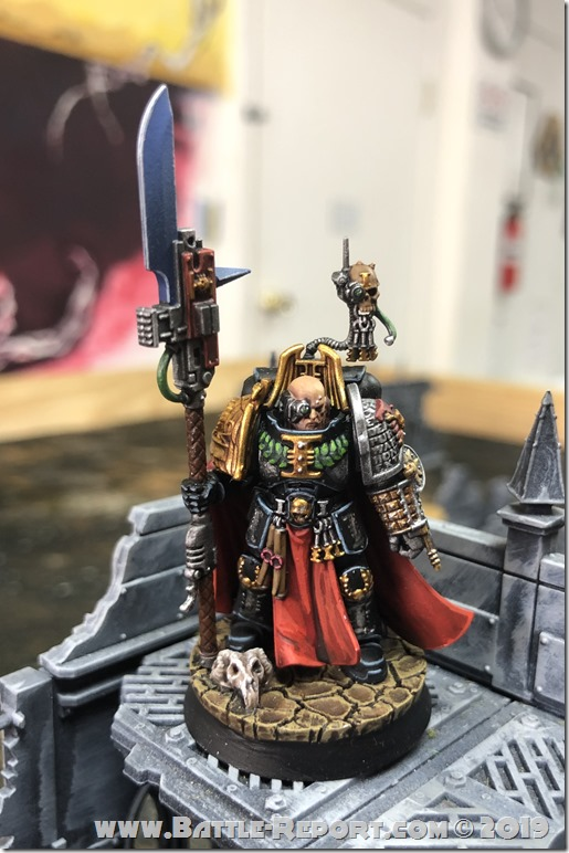Deathwatch Watch Master by Andrew Z (2)
