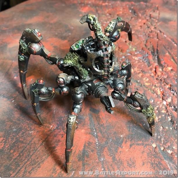 Necron Triarch Stalker (1)