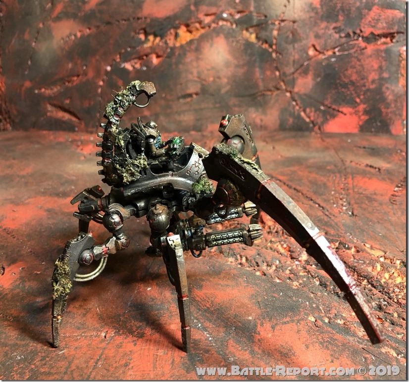 Necron Triarch Stalker (3)