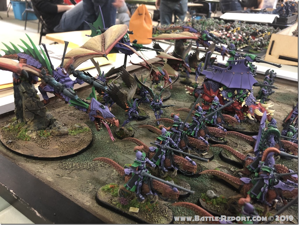Armies of the 2019 BFS North East Team Championship – Part 6