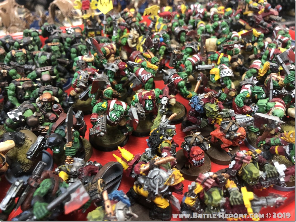 Armies of the 2019 BFS North East Team Championship – Part 22