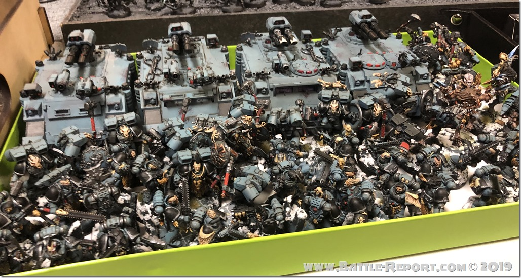 Armies of the 2019 BFS North East Team Championship – Part 20