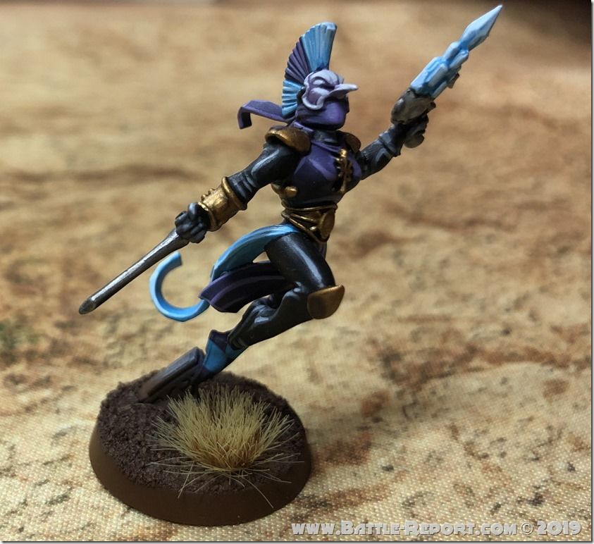Harlequin Troupe Master by Bill (10)