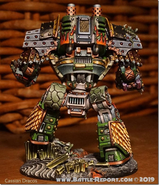 Salamanders Dreadnought Cassian Dracos by Tomas (4)
