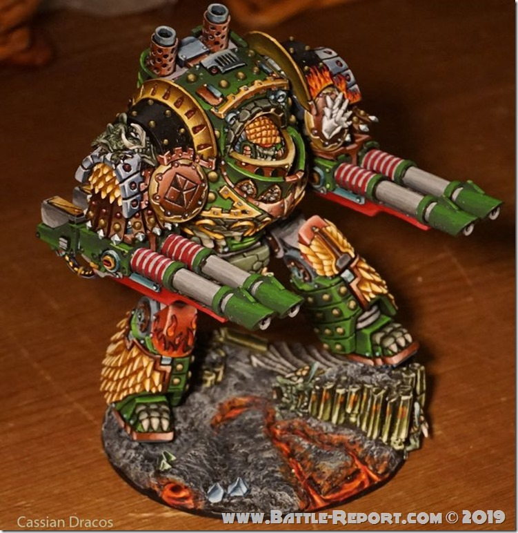 Salamanders Dreadnought Cassian Dracos by Tomas (5)