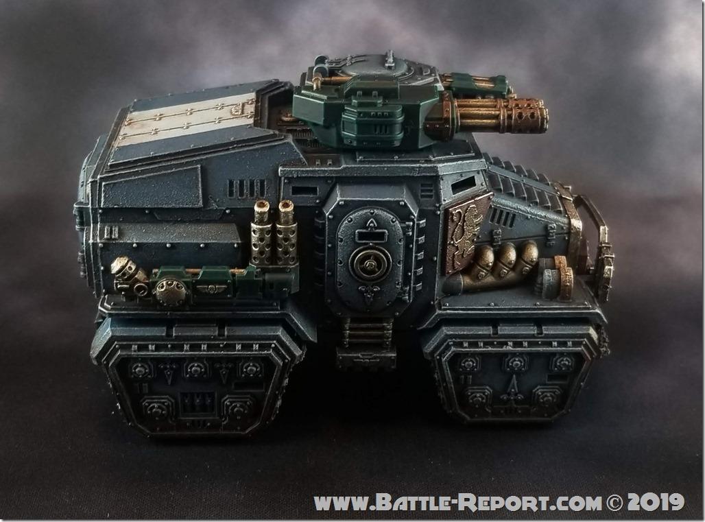 Militarum Tempestus Taurox Prime by Joey K (11)