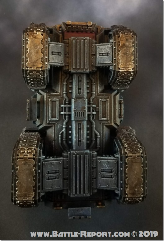 Militarum Tempestus Taurox Prime by Joey K (8)