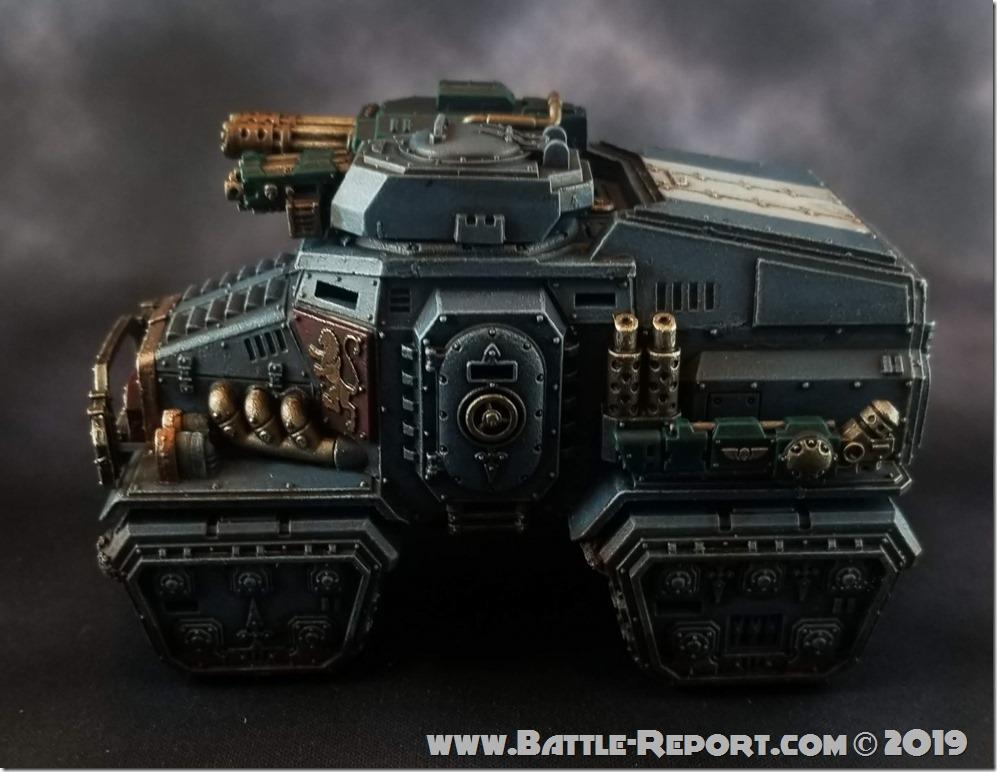 Militarum Tempestus Taurox Prime by Joey K (9)
