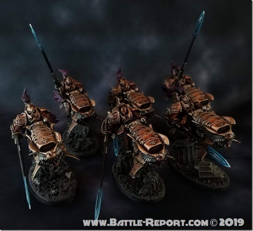 Adeptus Custodes Vertus Praetors by Joey K (3)