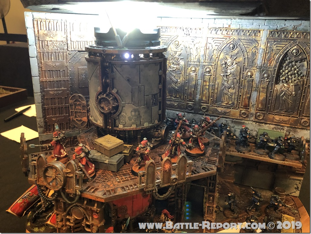 Armies of the 2019 BFS X GT - Adeptus Custodes by Gil Fuhr (14)