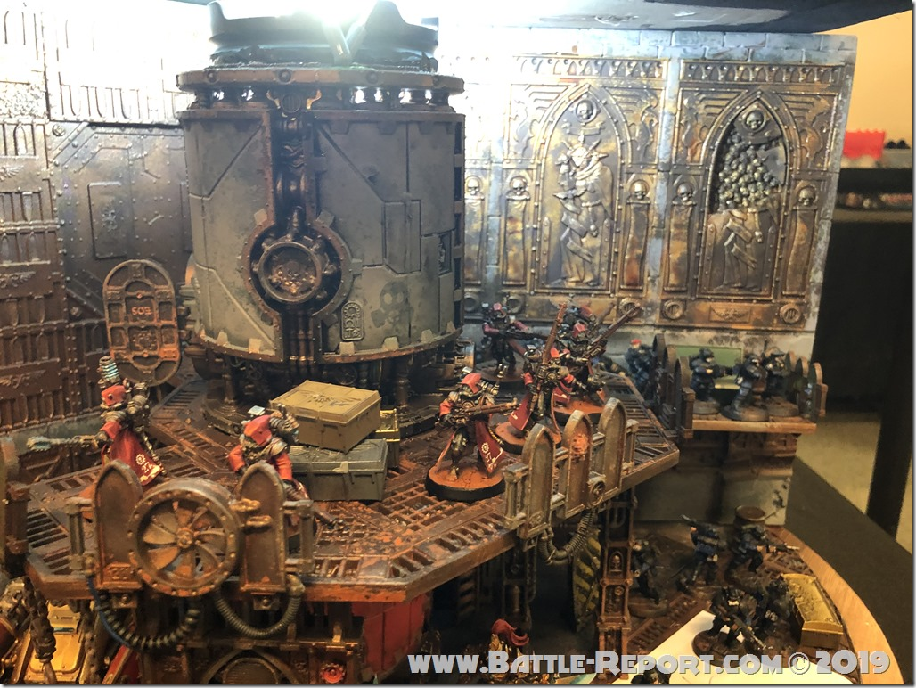 Armies of the 2019 BFS X GT - Adeptus Custodes by Gil Fuhr (17)