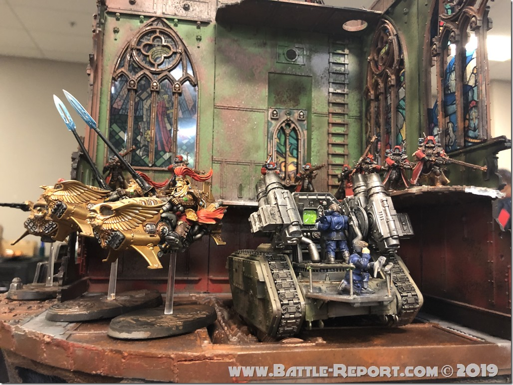 Armies of the 2019 BFS X GT - Adeptus Custodes by Gil Fuhr (18)
