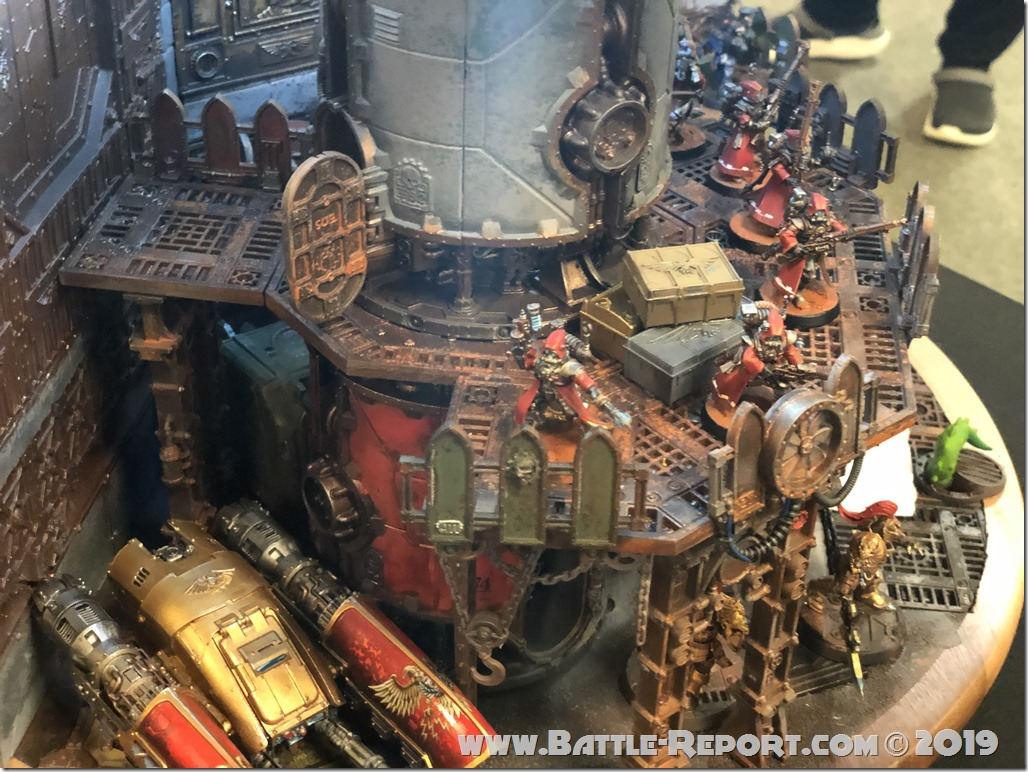 Armies of the 2019 BFS X GT - Adeptus Custodes by Gil Fuhr (30)