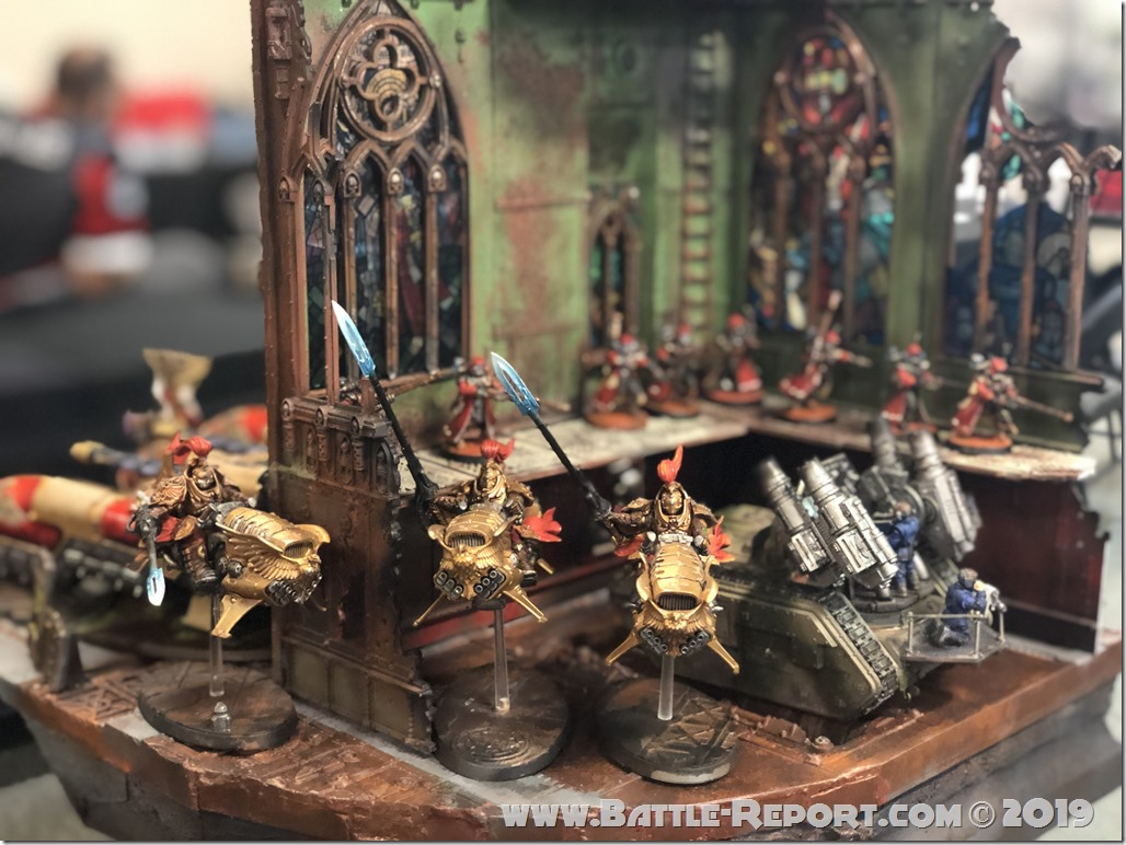 Armies of the 2019 BFS X GT - Adeptus Custodes by Gil Fuhr (5)