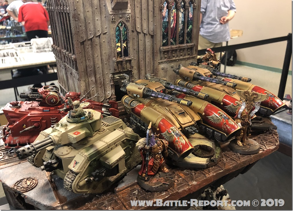 Armies of the 2019 BFS X GT – Imperium by Gil Fuhr