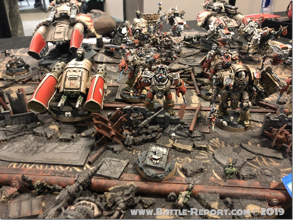 Armies of the 2019 BFS X GT - Crusaders of the Machine-God by John Batch (2)