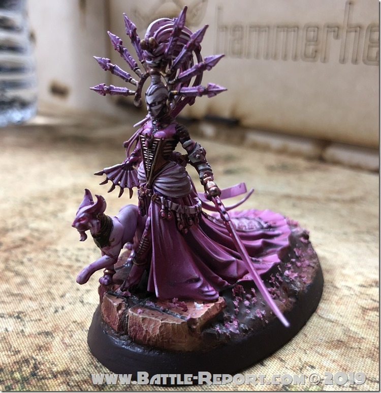 Bill's 'Cherry Blossom' Yvraine, Emissary of Ynnead (4)