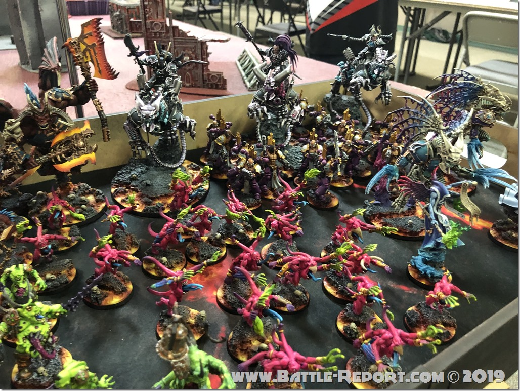Chaos Daemons and Thousand Sons by Matt Aaron (10)