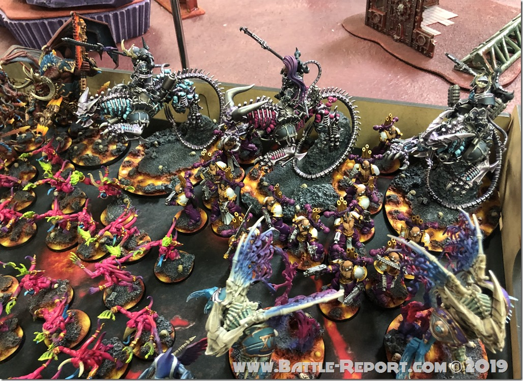 Chaos Daemons and Thousand Sons by Matt Aaron (4)