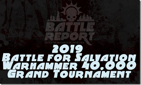2019 Battle for Salvation Grand Tournament
